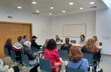 Éxito de participación en la sesión informativa sobre la RMI